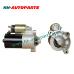 Remanufatured Peugeot Starter 7701 349 591