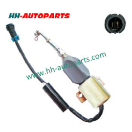 Shut off Solenoid