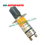 Woodward shut off solenoid