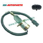 weichai shut off solenoid